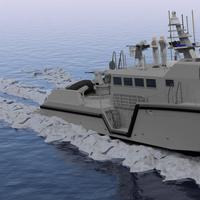 Mark Vl patrol boat: Image Safe Boats