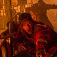 Mark Wahlberg in Deepwater Horizon. Photograph: David Lee/Lionsgate