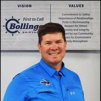 Matthew Kuehne, General Manager of BQR, Bollinger Quick Repair (Photo: Bollinger)