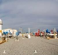 Medgaz receiving terminal Spain: Photo credit ABB