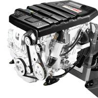 Mercury Marine's 2.0 diesel engine (Photo: Mercury Marine)