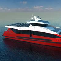 "Metal Shark's new ""Endurance PV-X"" passenger vessel lineup"