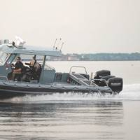 MetalCraft Marine recently delivered to Department of Natural Resources Police (Photo: Metal Craft Marine)