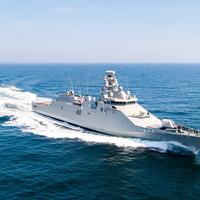 Mexican Navy's POLA-class ARM Reformador (Photo: Alewijnse)