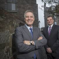 Mintra Group's CEO Scott Kerr (left) and UK Managing Director Gareth Gilbert (Photo: Mintra Group)