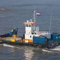 MMuC (Photo: Damen Marine Services)