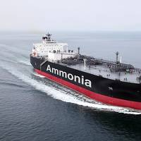 Ammonia-fueled ammonia gas carrier concept (Image: NYK Line)