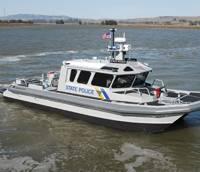 Moose Boats M1-44' Catamaran.