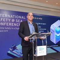 """Most companies are operating critical systems that are protected, at best, by only the most basic security solution,"" said Itai Sela, Naval Dome, CEO, at a conference in Singapore."