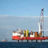 MPI DISCOVERY on Rampion OWF Photo MPI Offshore