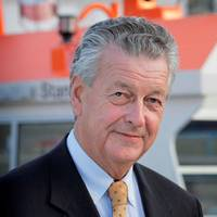 Mr. Kommer Damen, Chairman of Damen Shipyards Group.