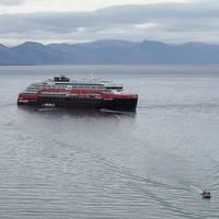 MS Roald Amundsen (File photo: Hurtigruten)