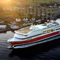 MS Stavangerfjord, a key partner in Norway s first full scale test of e-navigation (Photo: NAVTOR)