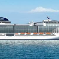 MSC Bellissima. Photo: MSC Cruises S.A.