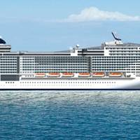 MSC Grandiosa. Photo: MSC Cruises S.A.