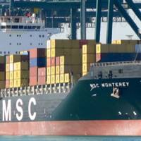 MSC Monterey: Photo courtesy of the owners