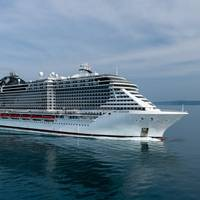 MSC Seaview is the latest cruise ship built by Fincantieri for MSC Cruises (Photo: Fincantieri)