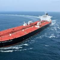 MT Abu Dhabi III - Afra-max tanker on her median voyage