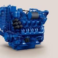 MTU Series 4000 Engine: Photo credit Tognum