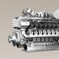 MTU Series 4000 Ironmen Diesel Engine: Photo credit Tognum