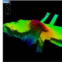 Multi-beam Echo Sounder Image: Photo credit UK MOD