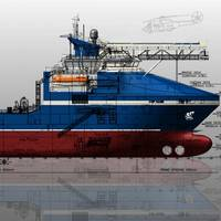 Multipurpose Support Vessel designed by SENER