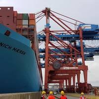 Munich Maersk. Photo: The Maersk Group