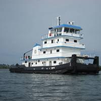 M/V Bill Seymour (Photo courtesy of Eastern Shipbuilding Group, Inc.)