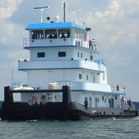 MV CAPT. RICKY TORRES Photo Eastern Shipbuilding