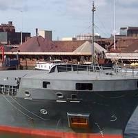 MV İBRAHİM KONAN. Photo by Konan Shipping