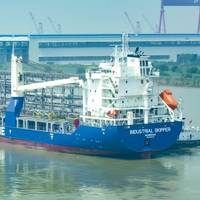 M/V Industrial Skipper (Photo: Intermarine, LLC)