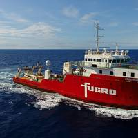 MV Kobi Ruegg (Photo: Fugro)