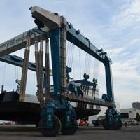 M/V South Bass (Photo: Great Lakes Shipyard)
