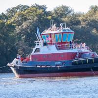 ZyanaK Launch  Courtesy Eastern Shipbuilding Group