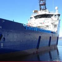 'NAO Viking'. Photo: Nordic American Offshore
