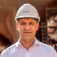 Naval Rocha commercial director Sergio Rodrigues