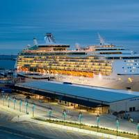 Navigator of the Seas at Terminal 2: Photo courtesy of Port of Galveston