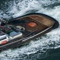 Neptune Patrol Boat: Image courtesy of Neptune Maritime Security