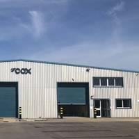 New assembly facility at Shoreham Airport (Photo: Cox Powertrain)