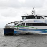 New ferry Champion for MBTA (Photo: Gladding-Hearn Shipbuilding)