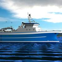 New Icelandic trawler rendering courtesy of MAN