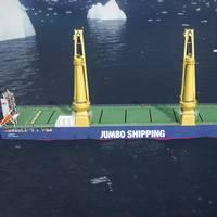 New K-3000 Heavy Lift Carriers for Jumbo Shipping (PHOTO CREDIT: Jumbo Shipping)
