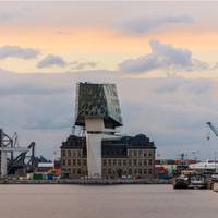 New Port House in Antwerp Photo Port of Antwerp