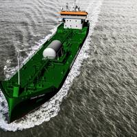 New tankers for Erik Thun AB will feature Wärtsilä propulsion and fuel supply solutions (Image: Wärtsilä)