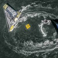 New Zealand Herald InPort Race (Pic by Volvo Ocean Race)