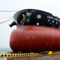 Newbuild tanker CSSC Liaoning (Photo: DSIC)