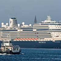 Nieuw Statendam in Kiel / Photo: PORT OF KIEL