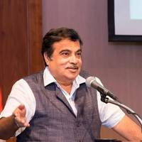 Nitin Gadkari, Indian Shipping Minister. Photo: Official FB Page