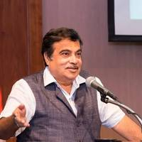 Nitin Gadkari. Photo: Official FB page of Nitin Gadkari