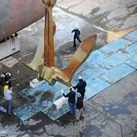 NNY Shipyard workers: Photo courtesy of Norfolk Navy Yard